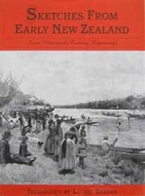 Sketches from Early New Zealand - Some Nineteenth Century Engravings