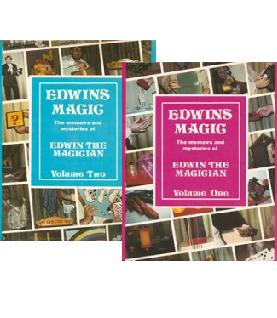 Edwins Magic - The Memoirs and Mysteries of Edwin the Magician - Volume One and Two