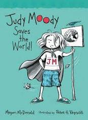 Judy Moody Saves the World