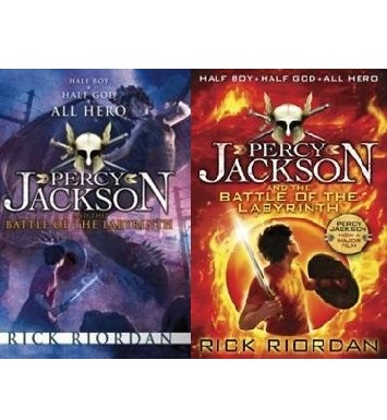 Percy Jackson and the Battle of the Labyrinth - Half Boy, Half God, All Hero