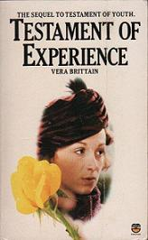 Testament of Experience - An Autobiographical Story of the Years 1925-1950