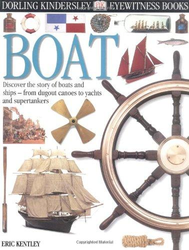 Boat (Dorling Kindersley Eyewitness Guides)