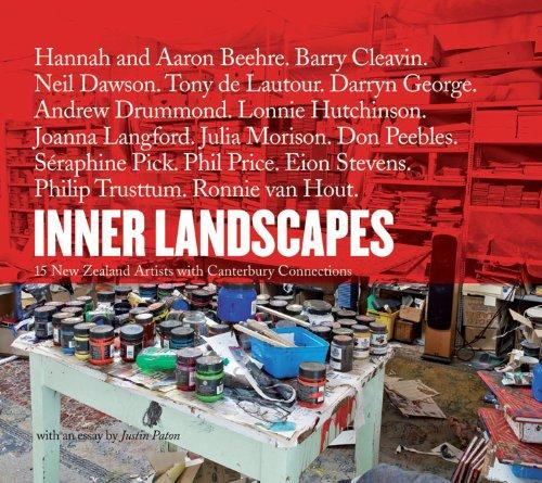 Inner Landscapes - 15 New Zealand Artists with Canterbury Connections