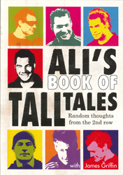 Ali's Book of Tall Tales - Random Thoughts from the 2nd Row