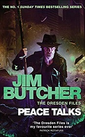 Peace Talks - The Dresden Files, Book 16