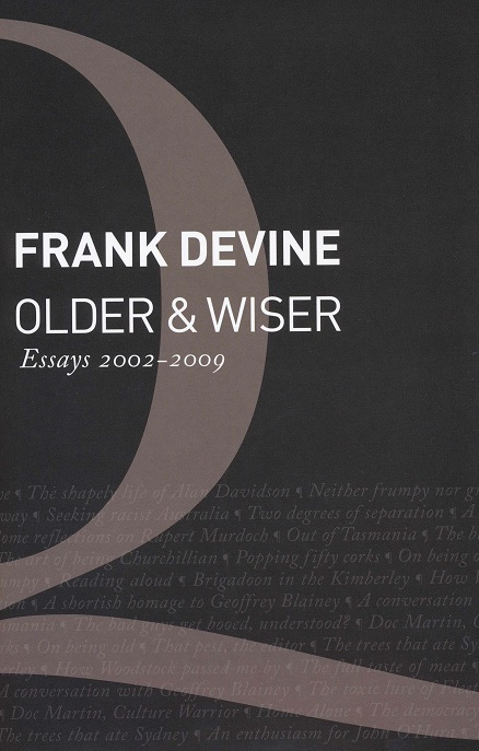 Older and Wiser: Essays