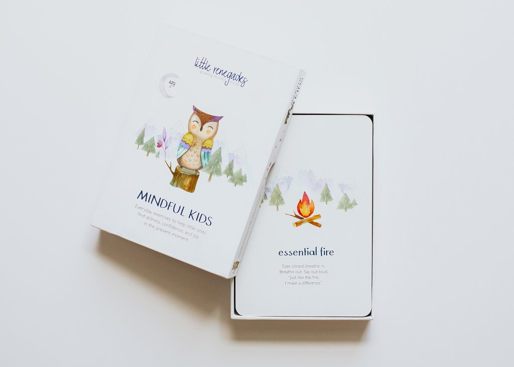 Little Renegades: Mindful Kids Cards