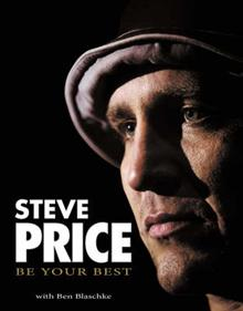 Steve Price: Be Your Best (Signed)