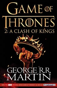 A Clash of Kings TV Tie-In (Song of Ice and Fire #2)