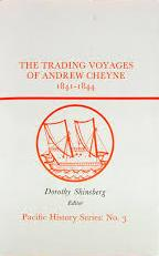 The Trading Voyages of Andrew Cheyne, 1841-1844
