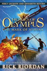 Heroes of Olympus - The Mark of Athena