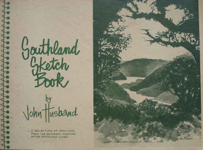 Southland Sketch Book