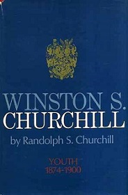 Winston S. Churchill - Youth, 1874-1900