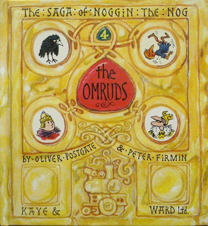 The Saga of Noggin the Nog - The Omruds