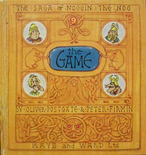 The Saga of Noggin the Nog - The Game