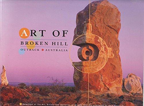 Art of Broken Hill - Outback Australia