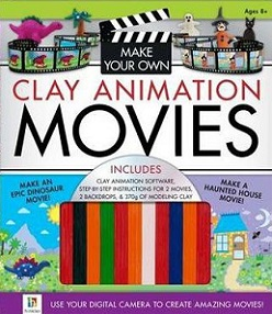 Make Your Own Clay Animation Movies