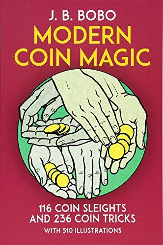 Modern Coin Magic - 116 Coin Sleights and 236 Coin Tricks