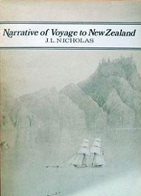 Narrative of Voyage to New Zealannd Vol 1 and 2
