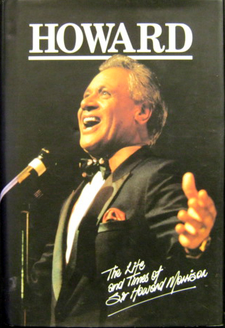 Howard - The Life and Times of Howard Morrison (Signed Copy)