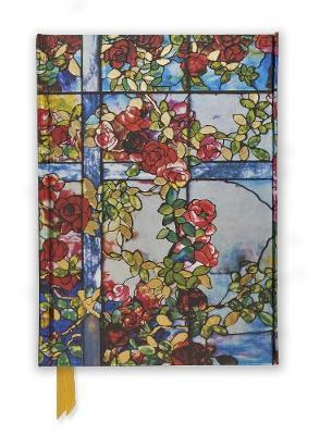 Notebook - Tiffany: Trellised Rambler Roses
