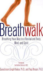 Breathwalk - Breathing Your Way to a Revitalized Body, Mind, and Spirit