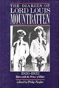 The Diaries of Lord Louis Mountbatten 1920-1922 - Tours with the Prince of Wales