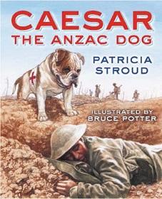 Caesar - The Anzac Dog