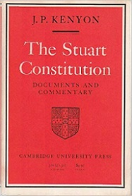 The Stuart Constitution - Documents and Commentary