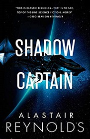 Shadow Captain (The second book in the Revenger series)