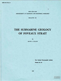 The Submarine Geology of Foveaux Strait