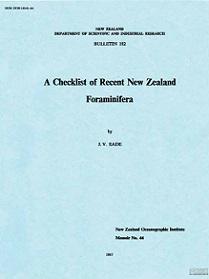 A Checklist of Recent New Zealand Foraminifera