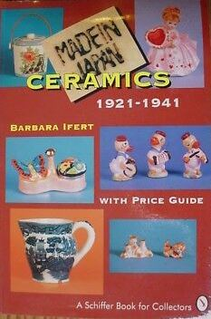 Ceramics 1921-1941 with Price Guide