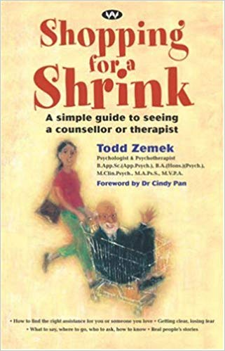 Shopping for a Shrink: A simple guide to seeing a counsellor or therapist