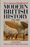 The Longman Handbook of Modern British History 1714-1987 - 2nd Edition