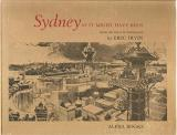 Sydney - As It Might Have Been - Dreams That Died on the Drawing Board