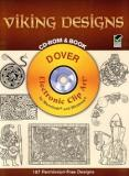 Dover: Viking Design - CD ROM and Book
