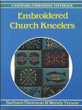Embroidered Church Kneelers