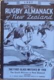 The Rugby Almanack of New Zealand 1957