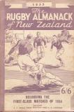 The Rugby Almanack of New Zealand 1955