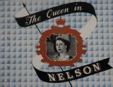 The Queen in Nelson
