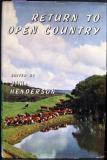 Return to Open Country - People and Places Out of Town