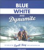 Blue White and Dynamite