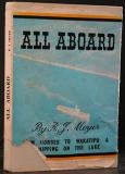 All Aboard - Iron Horses to Wakatipu and Shipping on the Lake - Signed copy