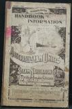 Handbook of Information for the Colonies and India