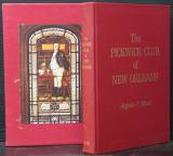 The Pickwick Club of New Orleans - signed copy