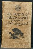 Official Handbook Containing Information Regarding the Ports of Auckland and Manukau (Waitemata)
