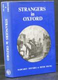 Strangers in Oxford - A Side Light on the First Civil War 1642-1646