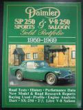 Daimler SP250 Sports & V-8 250 Saloon - Gold Portfolio 1959-1969