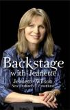 Backstage with Jeanette